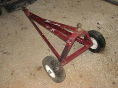 lawnmower trailer dolly - Google Search