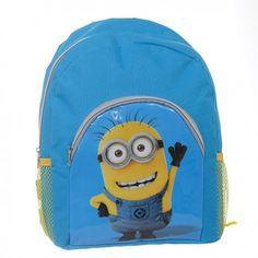 "Backpack ""Minions"" / Sac à dos ""Minions"" / Rugzak ""Minions"" - Babitoudou"