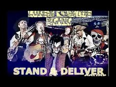Luke & the Gang: Stand & Deliver LIVE (Adam Ant tribute.)