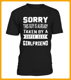 Sorry this guy is - Shirts für paare (*Partner-Link)