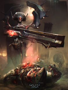 Artist: Dmitry Klyushkin aka delor - Title: sniper - Card: Unknown