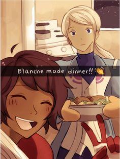 Pokemon Go Blanche Hentai