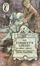Mr Corbett s Ghost & Other Stories by Leon Garfield - Paperback - S/Hand Vintage Book Covers, Vintage Children's Books, Cool Books, My Books, Thing 1, Word Pictures, Book Publishing, Writing A Book, Book Design