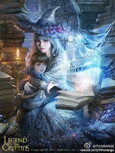 Legend of the Cryptids Artist: Wang Song aka The Orange - Title: Unknown - Card: Imaginative Crulew Fantasy Kunst, Fantasy Rpg, Fantasy Artwork, Dark Fantasy, Fantasy Witch, Fantasy Books, Fantasy Art Women, Beautiful Fantasy Art, Fantasy Girl