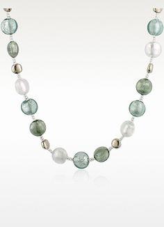 Antica Murrina Frida - Murano Glass Bead Necklace