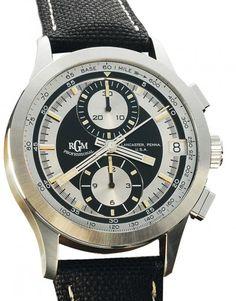 9be0fdcd812b3 As 31 melhores imagens em RGM   Men s watches, Clocks e Mechanical watch