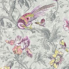 Crowe Hall Lane - Charme - Bird Wallpaper - Shop by Style - Wallpaper
