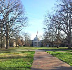 UNC-Chapel Hill. Gosh I love this campus!!