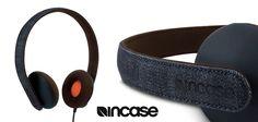 Incase Reflex On Ear Headphones bei www. Ipod, In Ear Headphones, Belt, Slipcovers, Accessories, Speakers, Belts, Over Ear Headphones, Ipods
