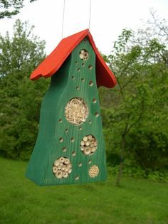 Insect Hotel For Sale Google Search Mason Bees Pinterest