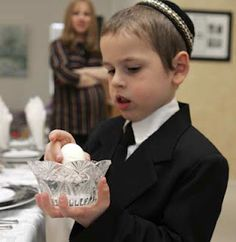 Tradition of the Passover Seder