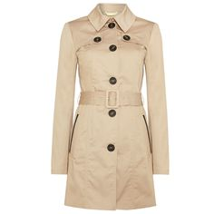 Vero Moda belted trench coat, $62 houseoffraser.co.uk - Photo: Courtesy of houseoffraser.co.uk