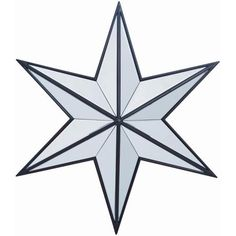 This star mirror is beautiful, but a little out of our price range at $200.  I found a similar one at Target for $50!