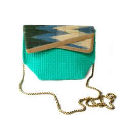 Ofi Clutch/chain strap purse