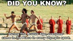 A little fun fact!