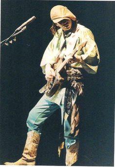 Stevie Ray Vaughan 1985