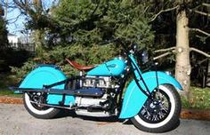 Classic Vintage Indian Motorcycle