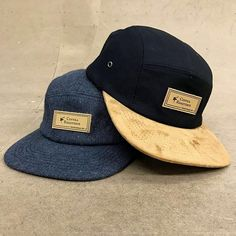 Custom 5 Panel Camp Caps for Coffea Roasterie (@coffearoasterie) -/- Branding includes front debossed leather patch on our premium blanks. ⠀ Blank Styles used: ⠀ ➡️ Black & Suede 5 Panel Camper⠀ ➡️ Blue Tweed Wool 5 Panel Camper ⠀ #delusionmfg #headwear #hats #hat #manufacturing #streetwear #hypebeast #floppyhats