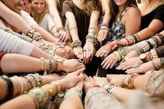 Arm Party with Ecarlist & Laughing at Wall Street