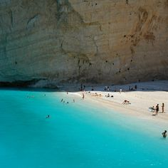 Shipwreck beach in greece