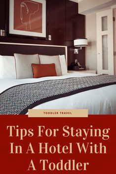 Hotel Tips for Toddlers. How to survive sleeping in hotel stay with a little one. Tips and hacks to make the most of your hotel experience. Toddler Travel, Travel With Kids, Family Travel, Baby Travel, Travel Usa, Travel Tips, Travel Ideas, Travel Hacks, Travel Packing