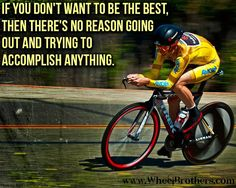 There is nothing wrong with aiming for the top! #cycling #fitness #inspiration #motivation
