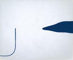 William Scott, Seascape, 1976, Oil on canvas, 63.7 × 76.1 cm / 25 × 30 in, Private collection
