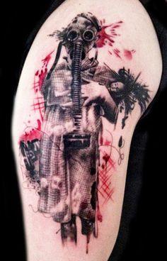 Tattoo by Pavol Krim Tattoo   Tattoo No. 11222