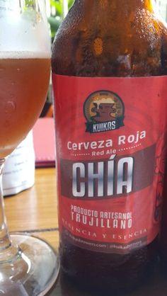 Cerveza artesanal venezolana/ Venezuela hand crafted beer