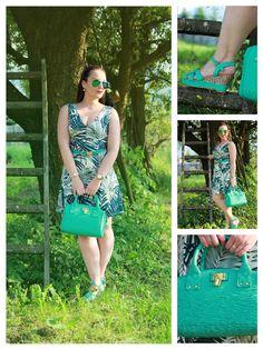 Šaty,clothes: H&M Kabelka,handbag: F&F Topánky,shoes: Old Okuliare,glasses: Ebay Opasok.belt: Gate Náramok,bracelet: Camaieu