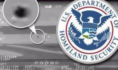PRUEBA SECRETA? REVELAN UN EXTRAÑO VIDEO OVNI FILTRADO DEL DEPARTAMENTO DE SEGURIDAD NACIONAL DE EEUU