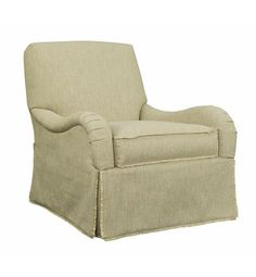 Emory Chair from the Suzanne Kasler collection by Hickory Chair Furniture Co.