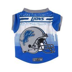 NFL Detroit Lions Pet Performance Tee