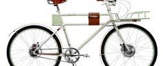 Stijlvolle electrische fiets van Faraday