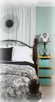 6 ideas para hacer un dosel para la habitación - Guía de MANUALIDADES