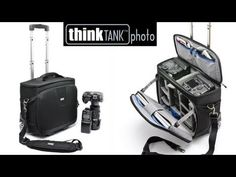 Think Tank Airport Navigator Great bag for a short trip or a day shoot.