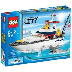 LEGO City 4642 - Fischerboot Lego http://www.amazon.de/dp/B004OT4VJE/ref=cm_sw_r_pi_dp_SovMub00WF2HE