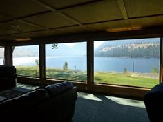 Wallowa Lake Vacation Rentals ~ The View ~ Property code # 21