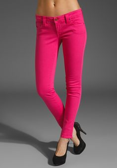 Pink Jeans please!!!