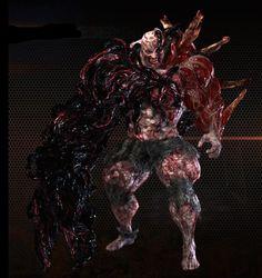 Uroboros Tyrant (he is Neil from Re Revelations 2)
