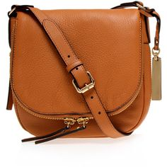 Bailey Crossbody1 Vince Camuto Tan found on Polyvore