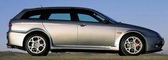 2002 ALFA ROMEO 156 GTA SPORTWAGON.