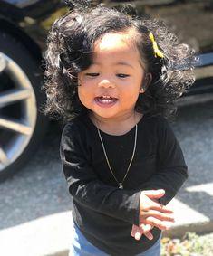 Cute Black Babies, Beautiful Black Babies, Cute Baby Girl, Beautiful Children, Cute Babies, Pretty Kids, Pretty Baby, Cute Toddlers, Cute Kids