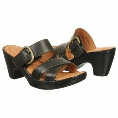 Born Womens Salima Sandal Black Size 8 Born. $65.69