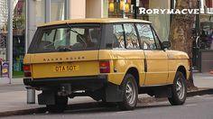 1978 Range Rover   Yep, it's one of those original British L…   Flickr
