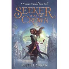 Seeker of the Crown Without A Trace, Princess Anastasia, Book Outlet, Walk In The Woods, Page Turner, Fantasy Series, Twin Sisters, City Streets, The Crown