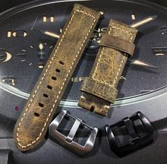 682eda1d32f 24 Best Watches band leather images