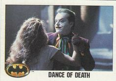 (1989) Topps Batman Picture Card Series