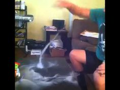 Awesome tornado smoke trick.
