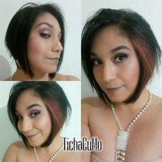 TichaGuMo makeup